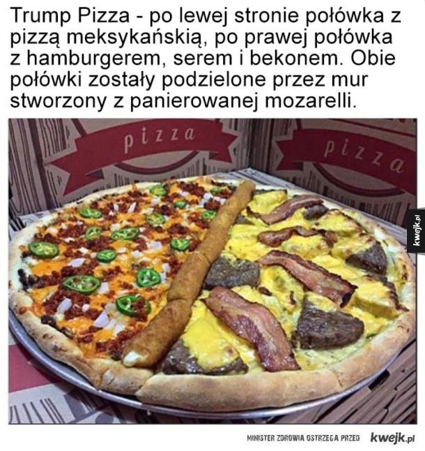 Najprawdziwsza amerykańska pizza
