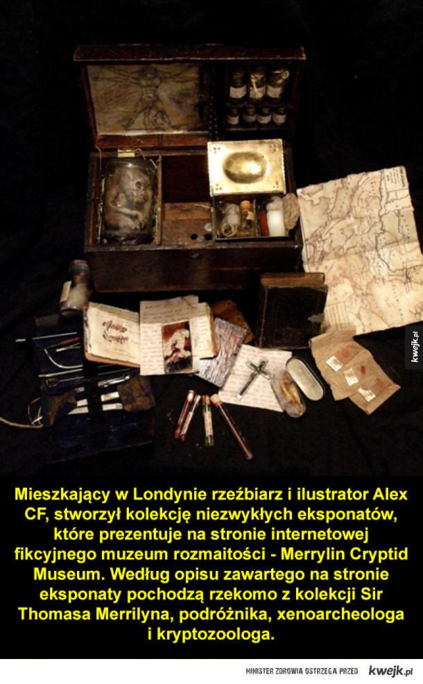 Fikcyjne muzeum dziwacznych rozmaitości