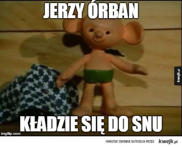 Jerzy Urban xD