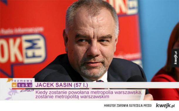 Nowy metropolita warszawski