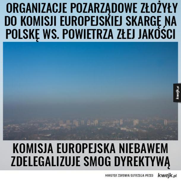 Problem smogu rozwiązany! :V
