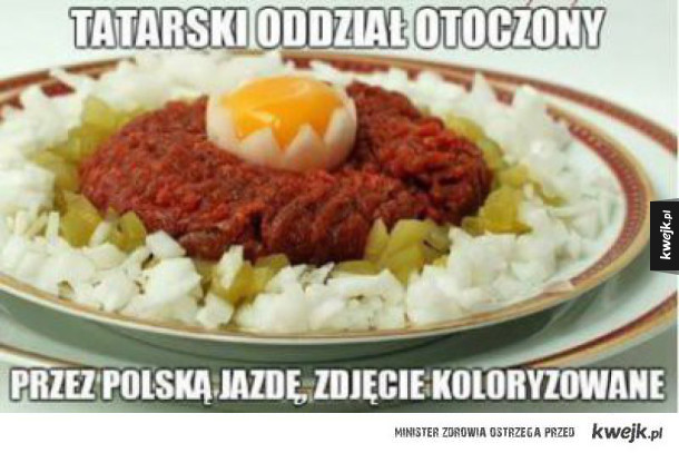 Tatarski oddział otoczony