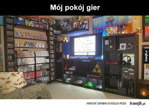 pokój gier