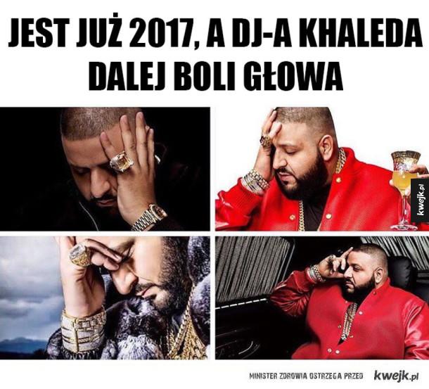 Biedny DJ Khaled