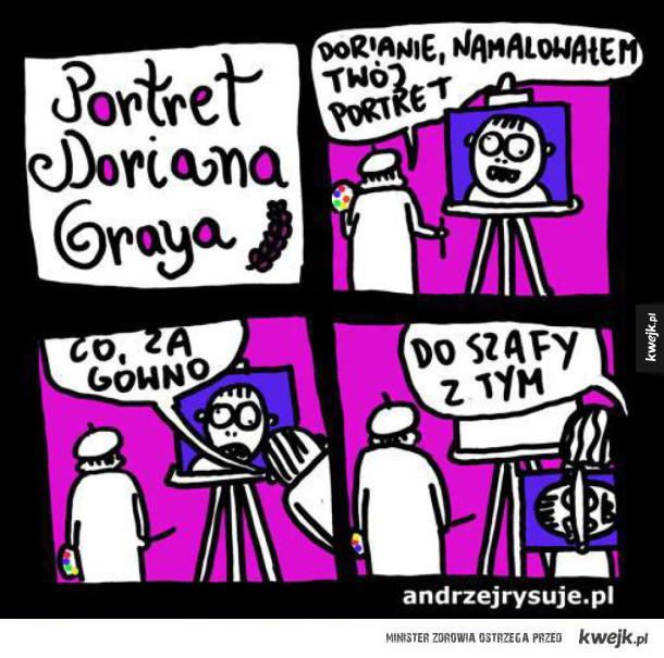 portret doriana