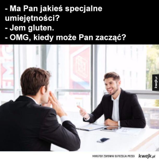 specjalne umiejętności
