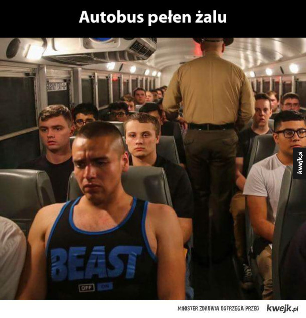 nie za wesoły autobus