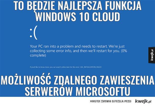 Windows 10 Cloud nadchodzi