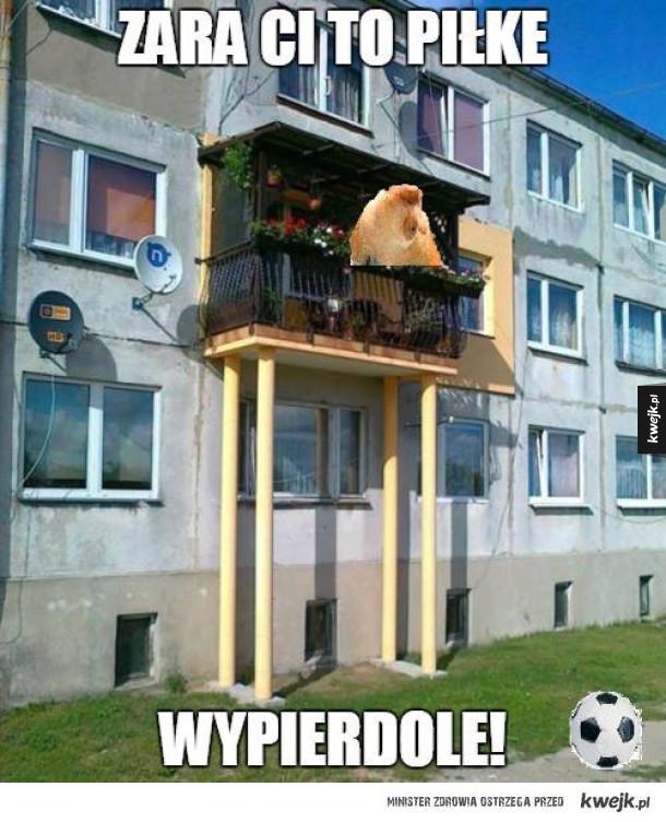Polskie osiedle