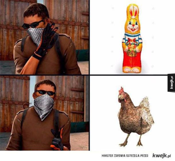 Prosty wybór dla terrorysty
