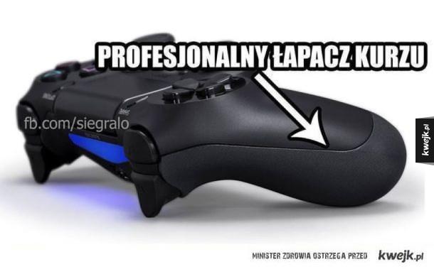 Profesionalny łapacz