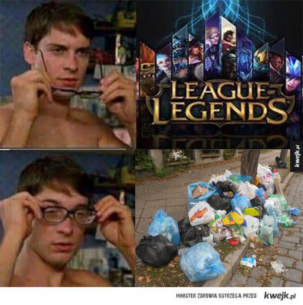 Liga Legend