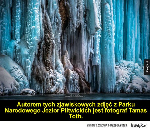 Zimowa Chorwacja wygląda jak dobra gra fantasy