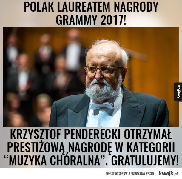 Brawa dla pana Krzysztofa!