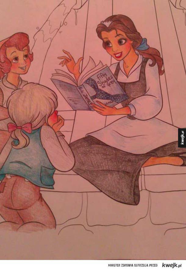 Kiedy dorośli biorą się za kolorowanki dla dzieci