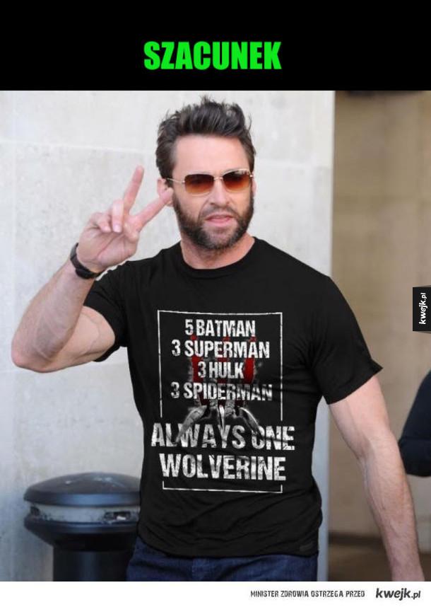 Always one Wolverine