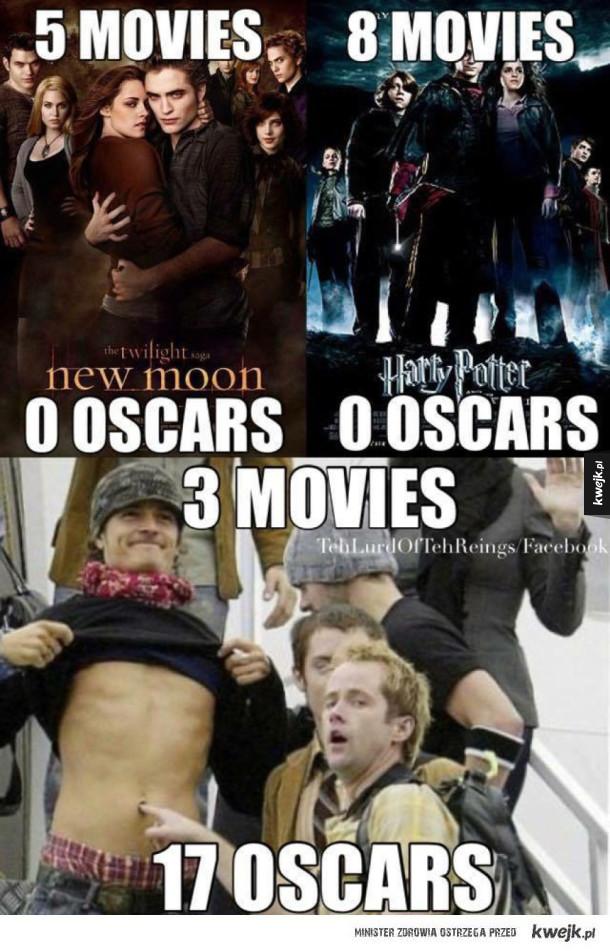Oscary xD