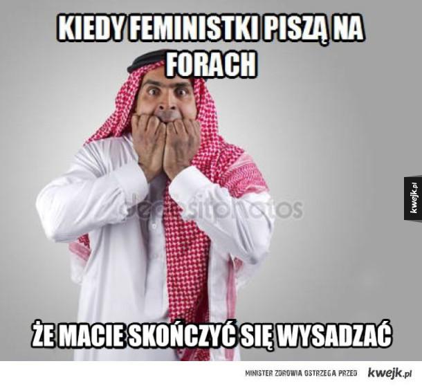 feministki piszą