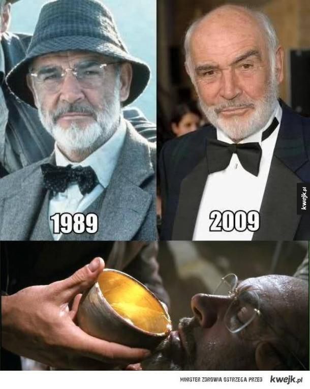 To wiele wyjaśnia - Sean Connery