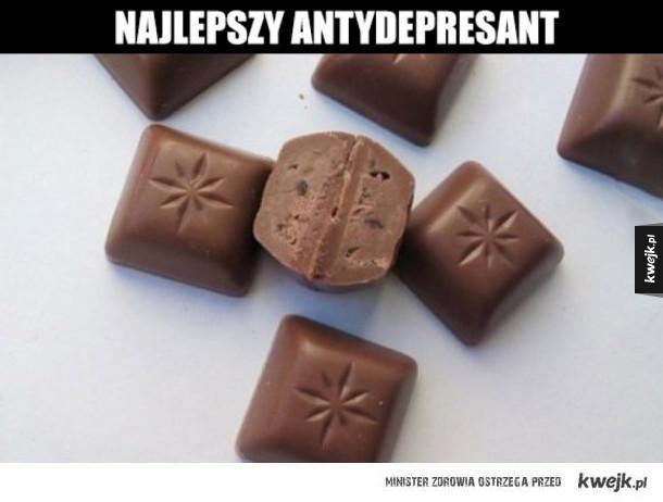 Najlepszy antydepresant