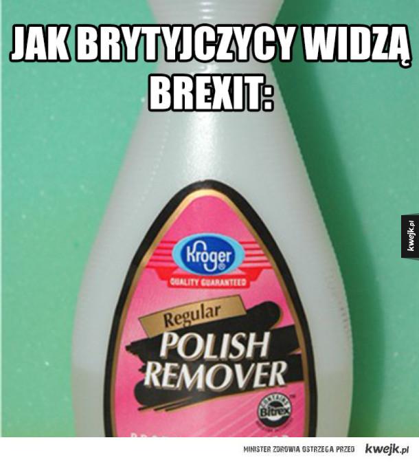 Śmieszki z Brexitu