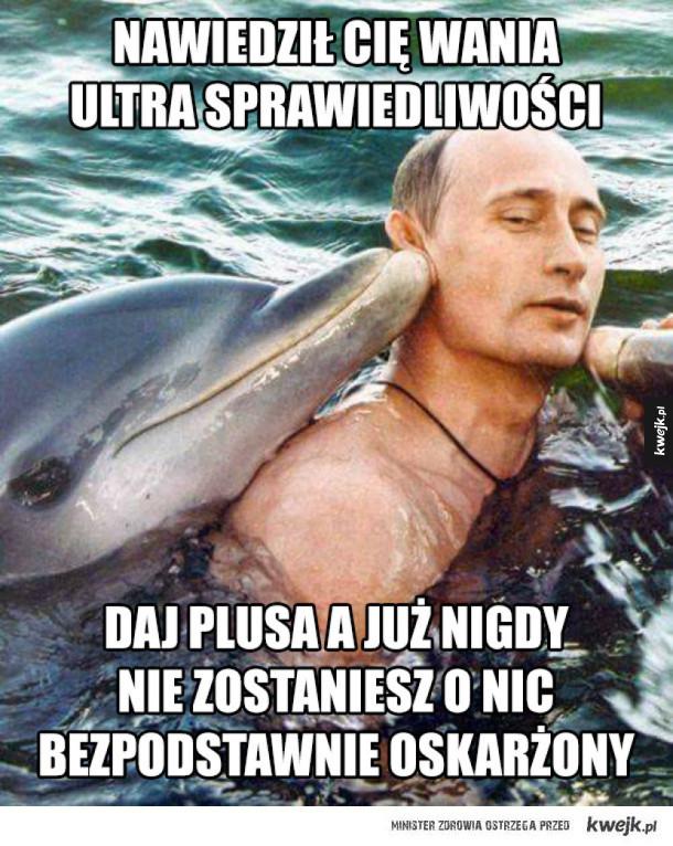 Putin dobroci