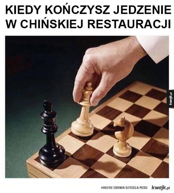 Chińczyk to jak partia szachów