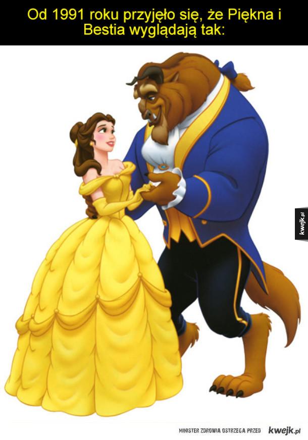 Piękna i Bestia przed Disneyem