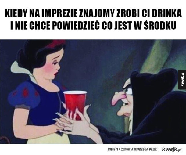 Drink ze wszystkiego