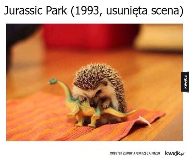 Usunięta scena z Jurassic Park