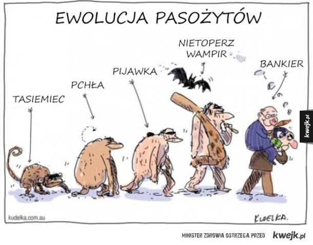 Trafne ilustracje na temat ewolucji