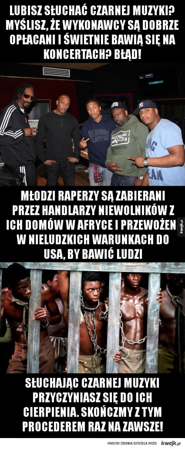 Cała prawda o czarnej muzyce