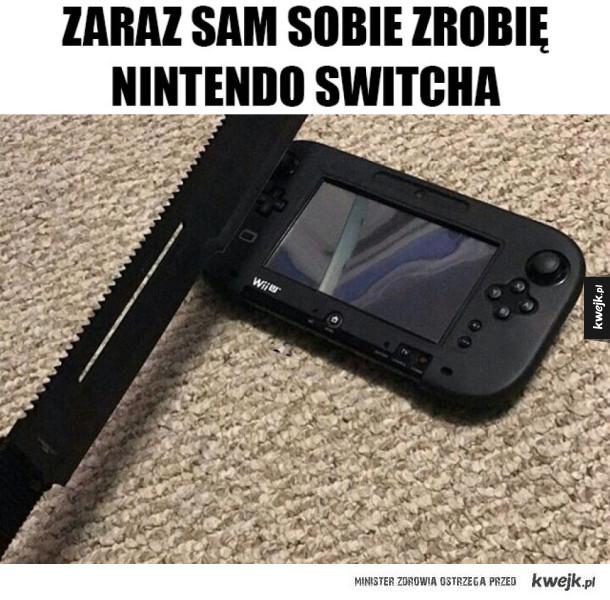 Upgrade do Switcha