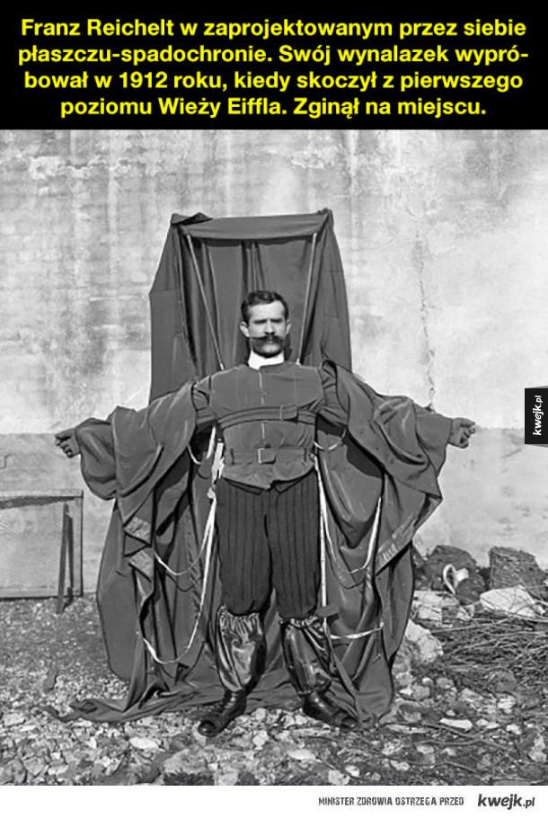 Porcja historii na starych fotografiach