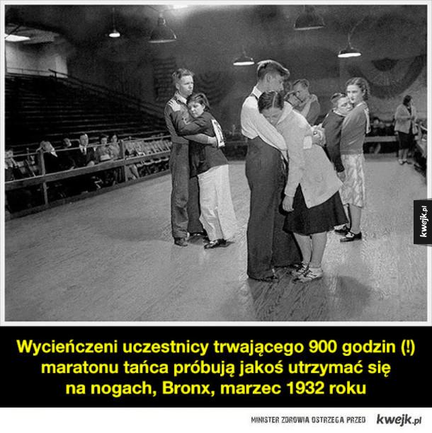 Odrobina historii na czarno-białych fotografiach