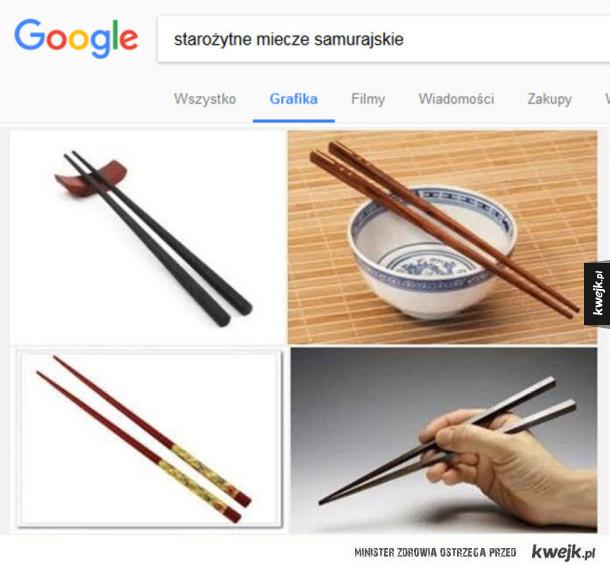 Samurajskie miecze