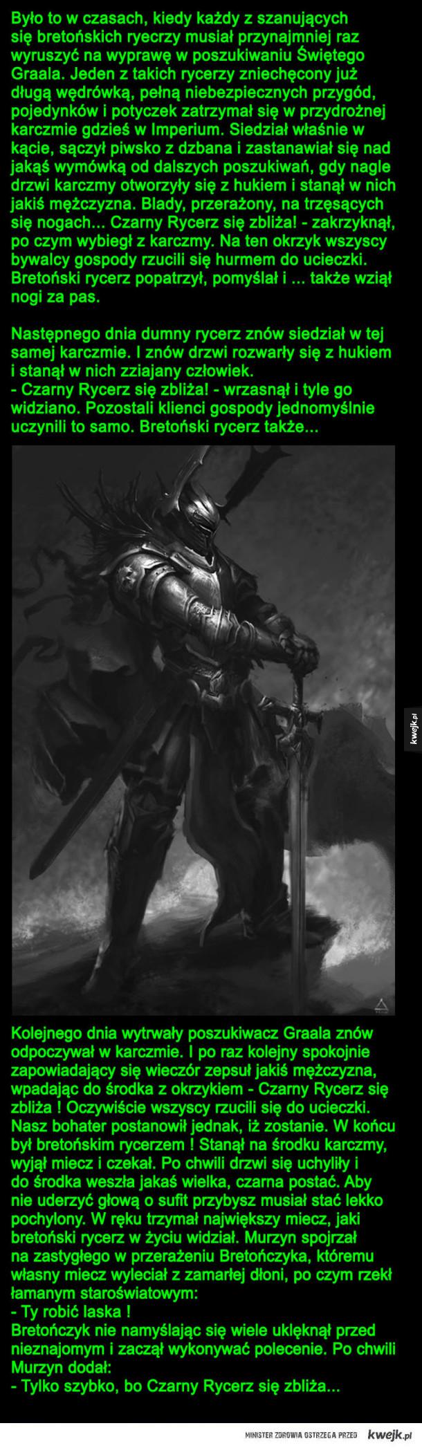 Klechda o Czarnym Rycerzu