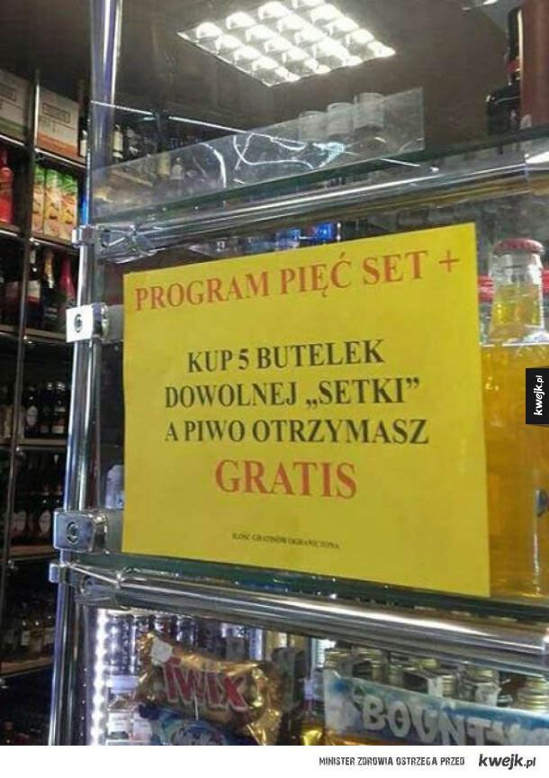 Promocja w sklepie