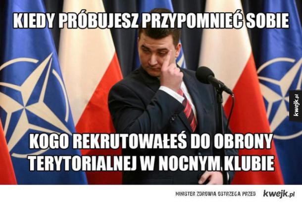 Memy z Misiewiczem, tęskniliście?
