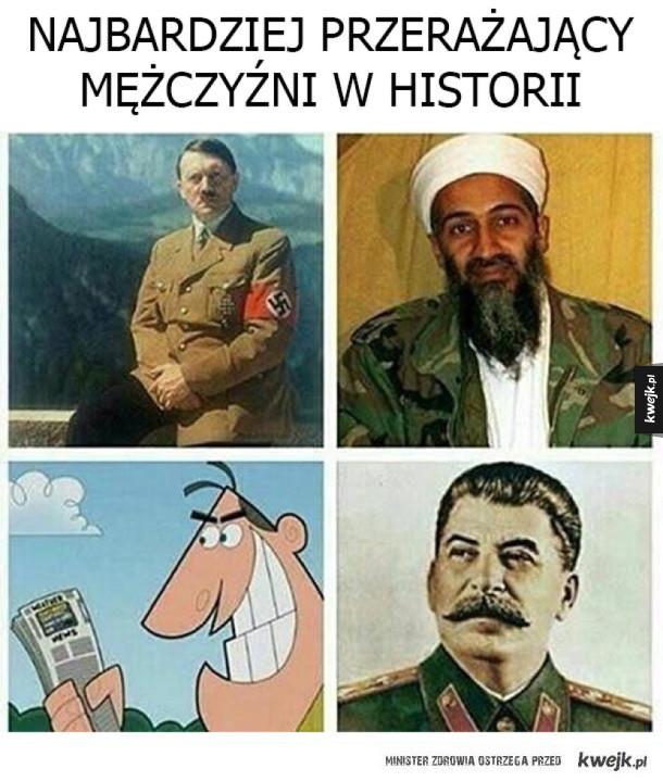 Najwięksi zbrodniarze w historii