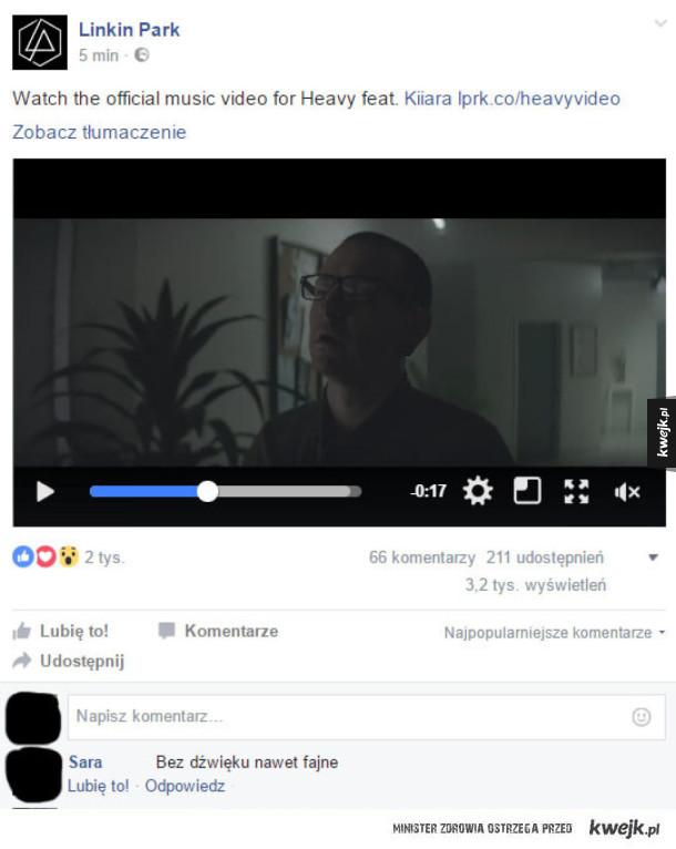 Nowe Linkin Park