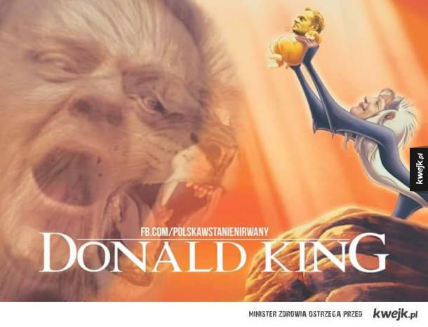 Król Donald
