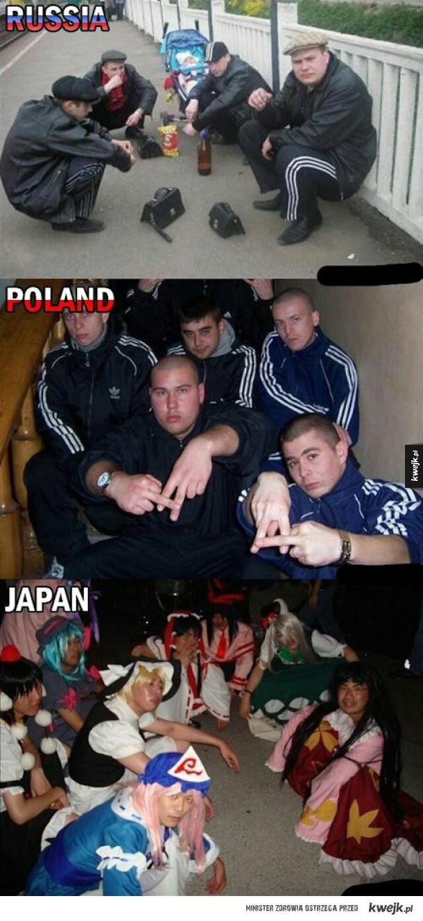 Najgroźniejsze subkultury