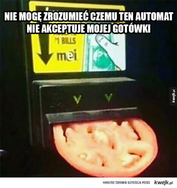 Dziwny automat