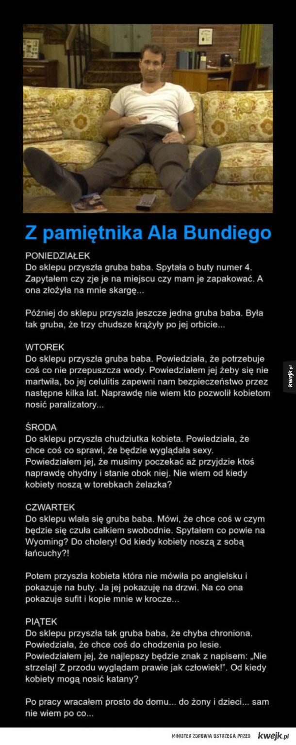 Pamiętnik Ala Bundiego
