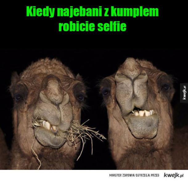 wspólne selfie