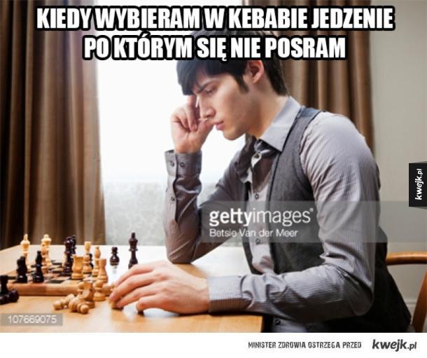 Jak partia szachów