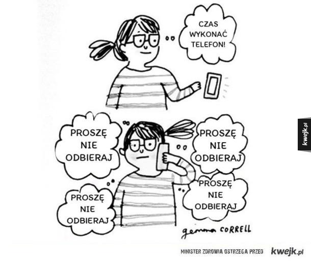 Ja vs telefon