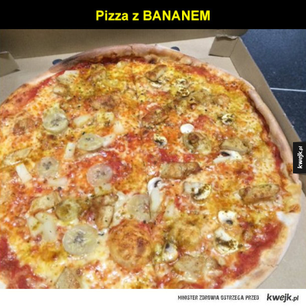 Najgorsze (albo najlepsze) alternatywne wersje pizzy na świecie