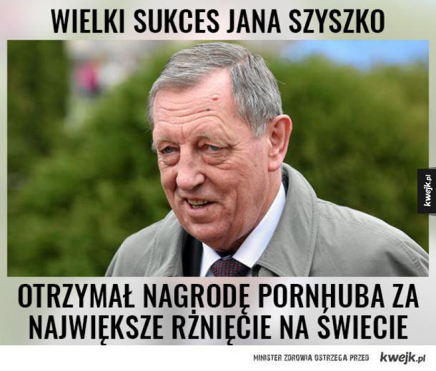 Najlepsze memy po aferze z ustawą #LexSzyszko i wycinką drzew